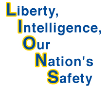 Liberty,Intelligence,Our Nation's Safety
